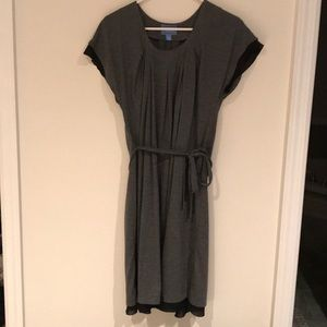 SimplyVera jersey grey dress.